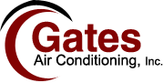 Logo, Gates Air Conditioning, Inc. - HVAC Services